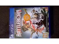 Brand new & sealed Battleborn for the PS4.