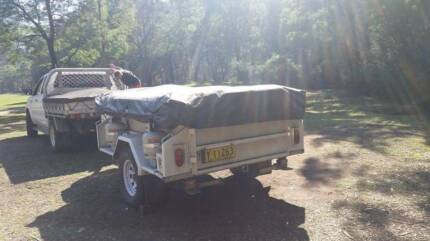 Camper Trailer - off road, soft floor camper Wentworth Falls Blue Mountains Preview