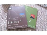 Learn Italian with Palgrave Foundations Courses 1 & 2!