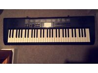 Selling Casio CTK 1150 keyboard. Barely been used. In great condition. Includes free stand