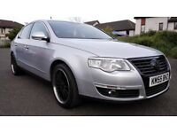 for sale my vw passat 2.0 TDI 140 BHP 1 YEARS MOT START AND DRIVE full service history