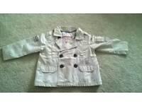 Zara boy coat