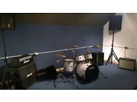 Rehearsal Studios and Practice Rooms   Group and solo sessions   Best value in London