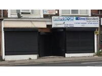 FREE RENT Shop X 2 Office Space/ E-Cig Shop/ Hair Dresses/ Nail Shop / Tattoo Shop, Business, ect