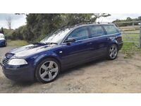 VW Passat TDi Sport + Winter Pack