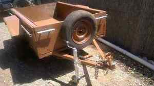 6x4 wood trailer Stockport Clare Area Preview