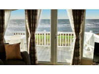**2018** CRAIG TARA, AYRSHIRE, PLATINUM SEA VIEW CARAVAN FOR HIRE