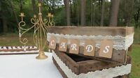 Decor pieces for showers, weddings and special events