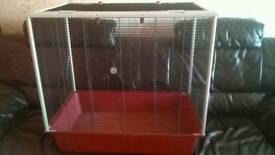 Large cage suitable for rats birds etc