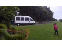 Renault Master - Camper Van - 6 Seat - Reversing Camera - Towbar - Can sleep 4