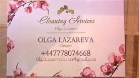Do you need a profisional cleaner in West London???