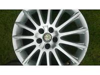 "Alfa Romeo 16"" Wheel Rims"