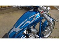 Motorcycle spray painting and panel repairs