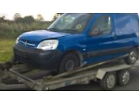 citroen berlingo hdi 306 partner breaking for parts engine,gearbox ,injetors , etc .cheap part