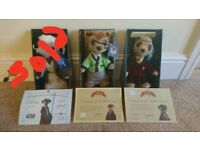 Compare The Market Meerkat Original Toys - Boxed With Certificate