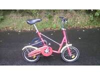 Niko folding bike