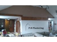 P.H Plastering