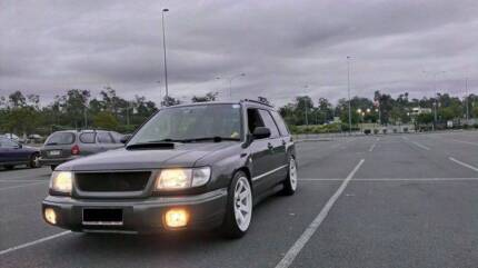1998 Subaru Forester Wagon (Modified) Woolloongabba Brisbane South West Preview
