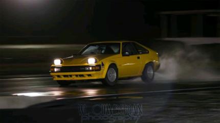 Turbo Ma61 supra track car EOI