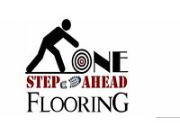 One step ahead flooring. Carpet & flooring contractors based in Cardiff.