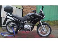 2008 Honda XL125V8 Varadero.black.Face lift model/Fuel injection.16k.*must see*