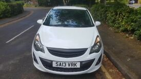 Corsa Cdti SRi 1.7 diesel turbo brilliant conditions MUST SEE! MOT until march 2019