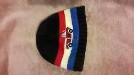 Boys woolly hat 1-2 years