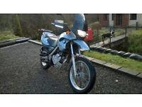 BMW F650 Adventure / Funduro Motorcycle