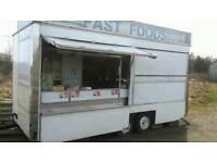 WANTED Snack van, catering trailer, catering van,