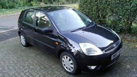Ford Fiesta Ghia - 2002 - A great little run around car which serves its owners well