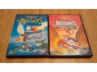 DISNEY FILMS DVDS RESCUERS BROTHER BEAR ATLANTIS HUNCHBACK OF NOTRE DAME PRINCESS DIARIES MINT!