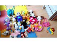 mascots,toys