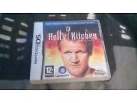 Hells Kitchen D.S Lite game