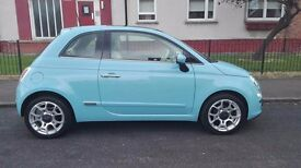 Fiat 500 lounge great condition