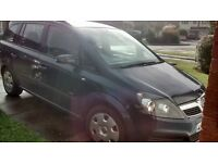 VAUXHALL ZAFIRA 1.6 2006 (LOW MILEAGE)