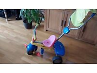 tricycle- electric mini bike- thomas and friends ride on. ��60 for the lot