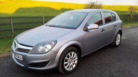 2010 Vauxhall Astra 1.7 CDTi 5dr-Diesel--Full Years MOT--FSH--corsa,a3,focus,207,clio,polo,golf,leon