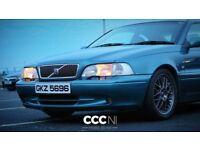 Volvo C70 2.0T 5 cylinder low miles 54000