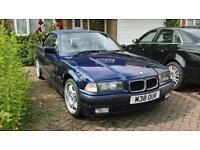 BMW e36 320i convertible £2800 ono