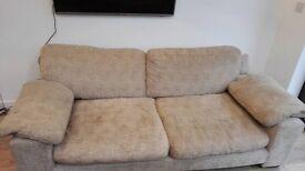 FREE- 3 seater sofa