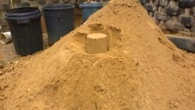 Sand, Free to take, dug from ground (not builders merchant) Need it gone.