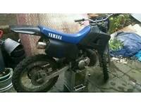 Dt 125 project (off road only)