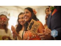 Highly recommended Wedding videographer - December weddings 10% off.