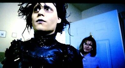 EDWARD SCISSORHANDS Film Cell Lot of 12   ** ONLY $2.85 ** FREE USA SHIPPING **