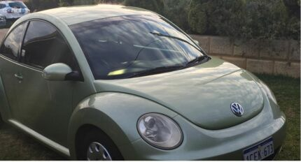2006 Volkswagen Beetle -  [PRICE REDUCED FOR A QUICK SALE] West Perth Perth City Preview