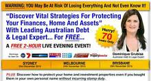 Complimentary Tix - 2 hour Event - Wealth & Asset Protection Edu. Sydney City Inner Sydney Preview