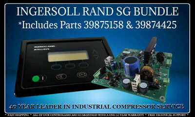 39875158 39874425 Ingersoll Rand Sg Savings Bundle With One 1 Year Warranty