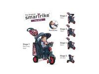 Smart Trike Explorer Recliner Kids Trike, 5 in 1 Childrens Ride On