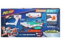 Nerf Modulus Tri Strike - Brand New In Box