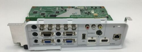NEC NP-PA550W Input and Main Board for Projector